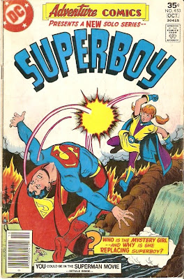 70's DC covers--required by law to contain at least two questions