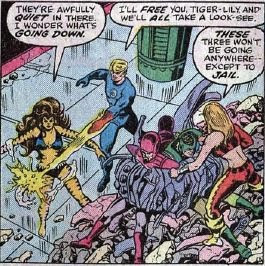 Perhaps next time, the Frightful Four should just start at this point, and save everyone a lot of work