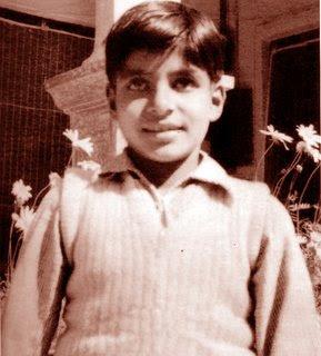amitabh1 Amitab Bachan Pics since childhood