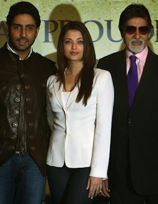 Amitabh+Bachan+Abhishek+Bachan+with+Aishwary+Rai Amitab Bachan Pics since childhood
