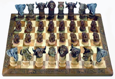Coolest Chess Sets   Amazing Photos Collection