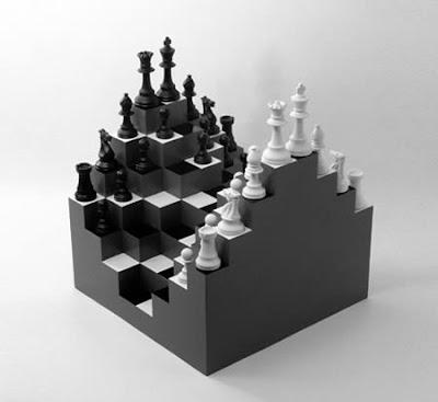 World Photo Zone Angels Vs Demons Chess Set Coolest