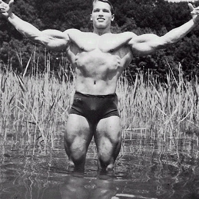 rare arnold schwarzenegger photos. Arnold Schwarzenegger Rare