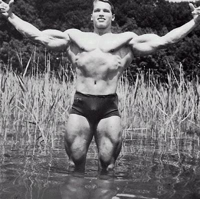 rare arnold schwarzenegger photos. Arnold Schwarzenegger Rare and