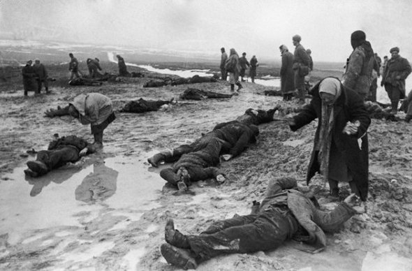 describe and explain the violence of ww2 on the eastern front essay World war ii: world war ii, conflict that involved virtually every part of the world during the years 1939–45 the eastern front, october 1943–april 1944.