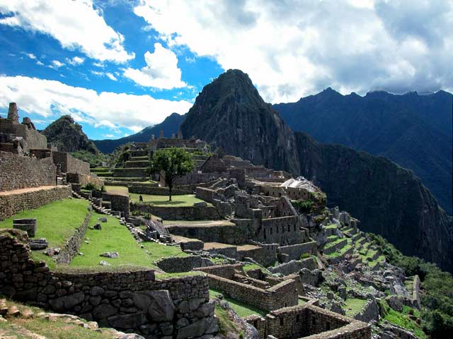 Machu Picchu - Peru