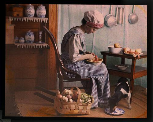 Beautiful Vintage Coloured Photograph Seen On www.coolpicturegallery.us