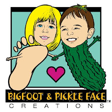 Bigfoot & Pickle Face