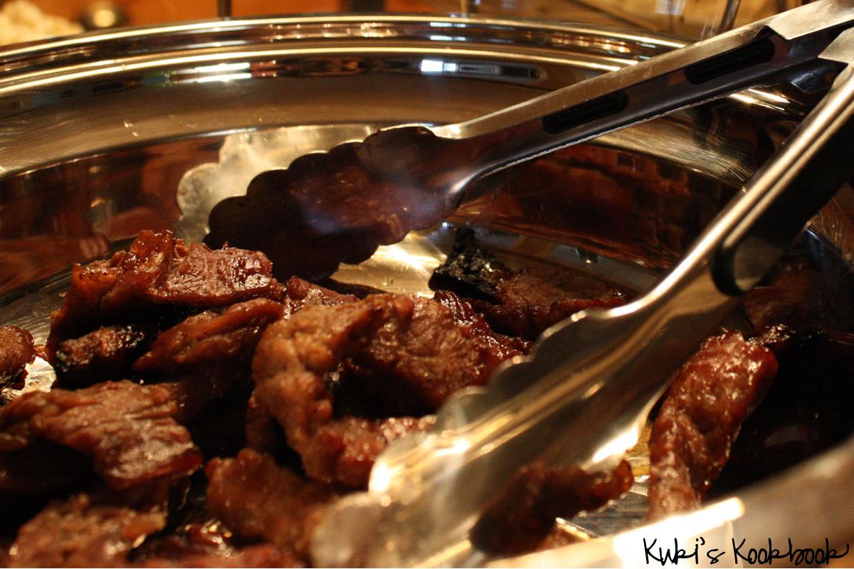 Teriyaki Beef- Hawaiian Style