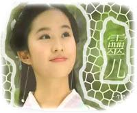 Crystal Liu Chinese Paladin