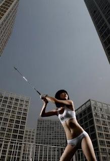 Chinese Sport Bra