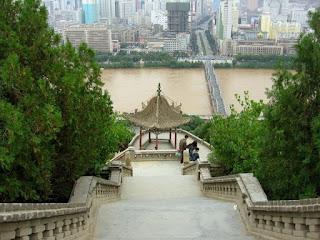 Lanzhou city