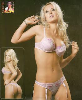 Jessica Cirio Sexy Bra