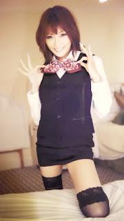 Kirara Asuka School Girl