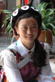 Lijiang Naxi Girl
