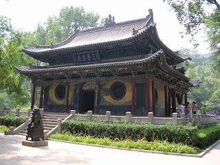 taiyuan jin temple jinci