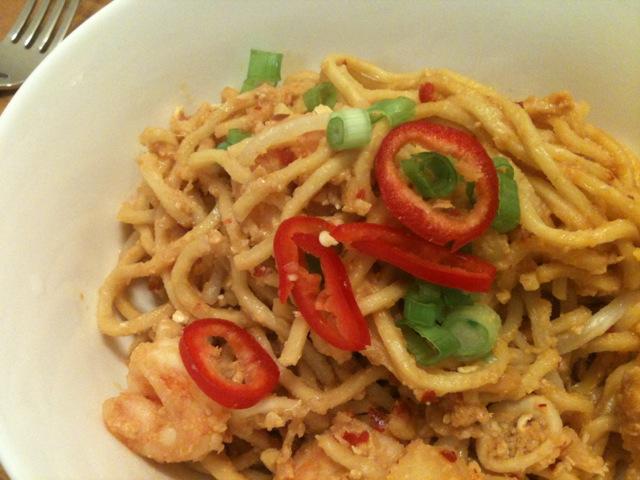 Indian mee goreng recipe indian fried noodles Views: 485