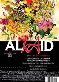 Mis poemas publicados en el nº 8 de la Revista ALKAID