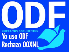LIbera tus documentos con .ODF