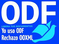 LIbera tus documentos con .ODF