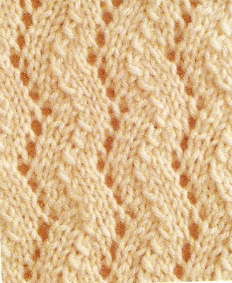 400 Knitting Stitches Download : zakka life: Book Review: 400 Knitting Stitches