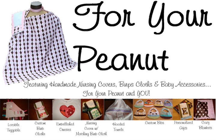 FOR YOUR PEANUT