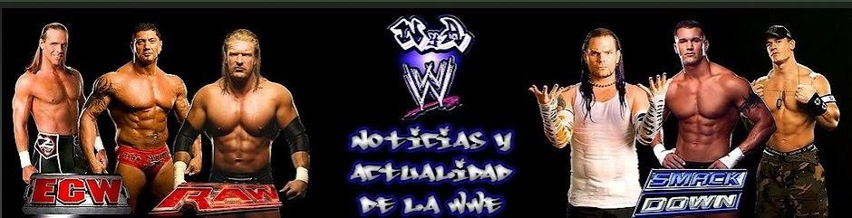 Noticias y Actualidad de la WWE