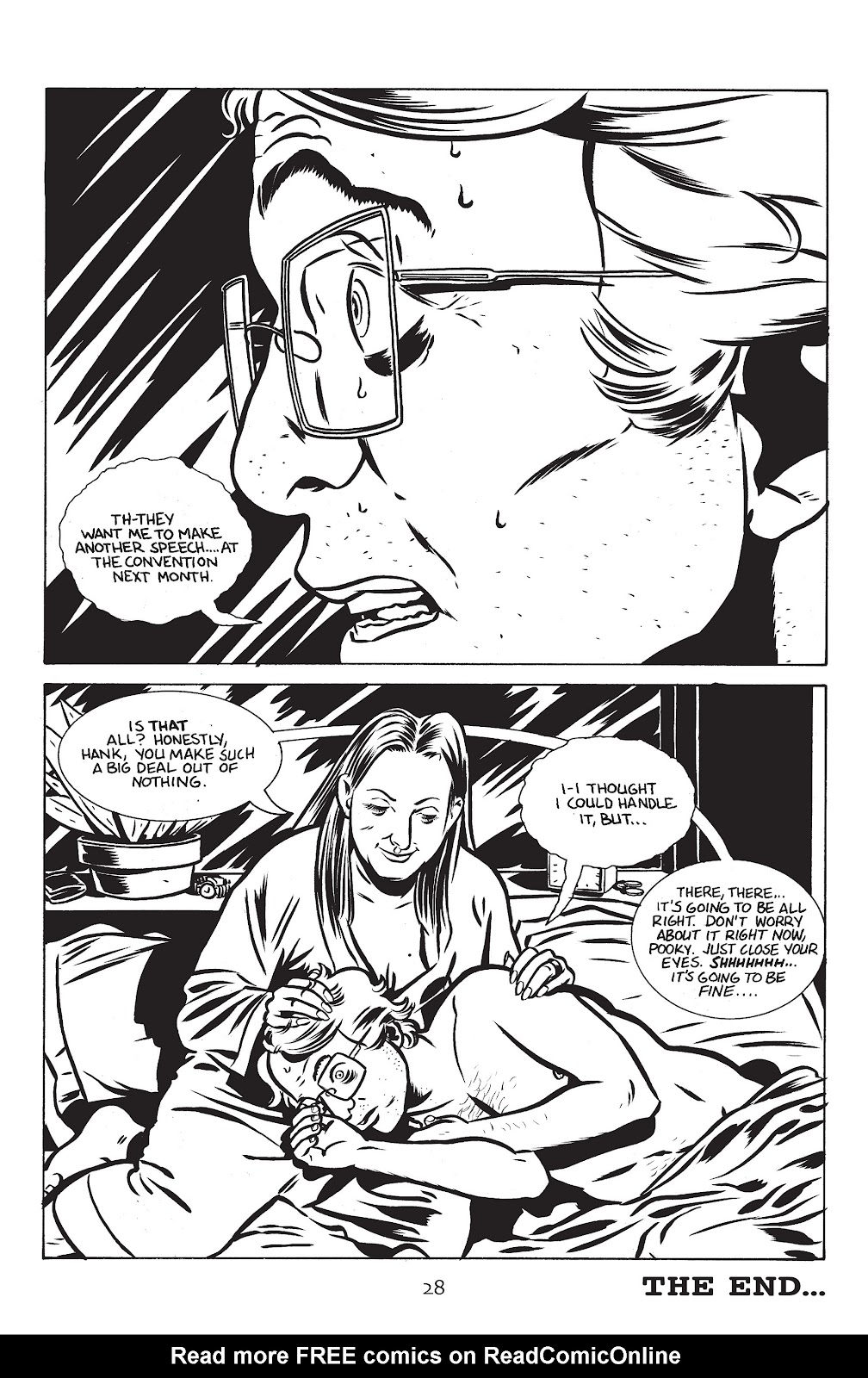 Stray Bullets Issue #16 #16 - English 30