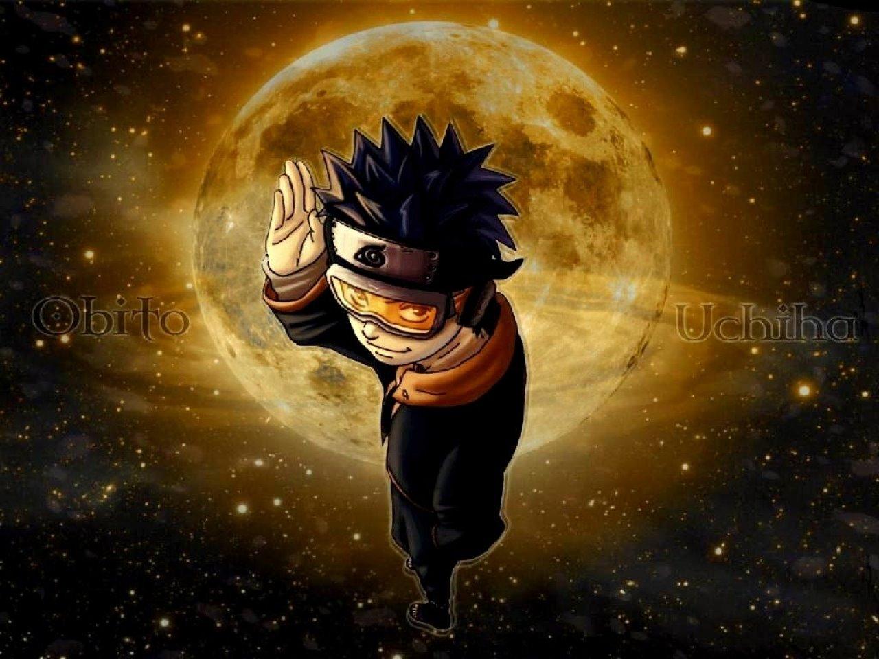 Los Mejores Fondos De Pantalla En HD De Naruto Shippuden