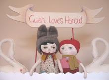 Gwen Loves Harold