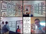 EXPO de mis CARICATURAS EN CHIAPAS