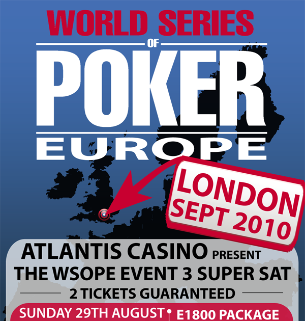 world series of poker satellite tournaments