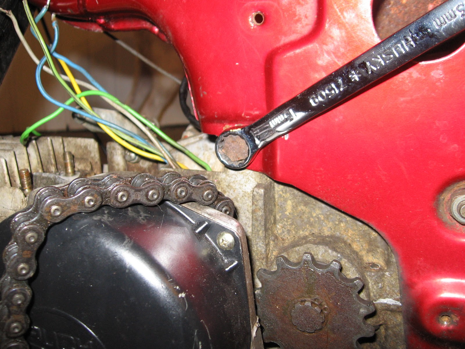 1980 puch moped wiring diagram puch moped clutch wiring