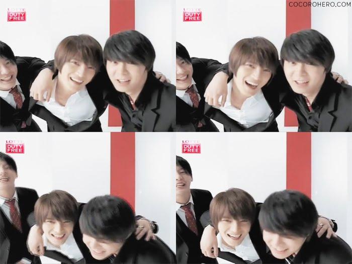 """El trío JaeChunSu en el comercial para """"Lotte Duty Free"""" Lotte+%281%29"""