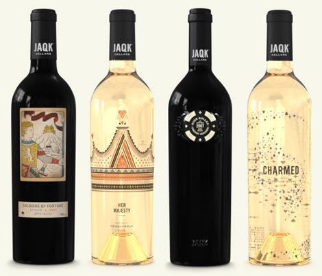Stuff september 2010 for Cute wine bottles