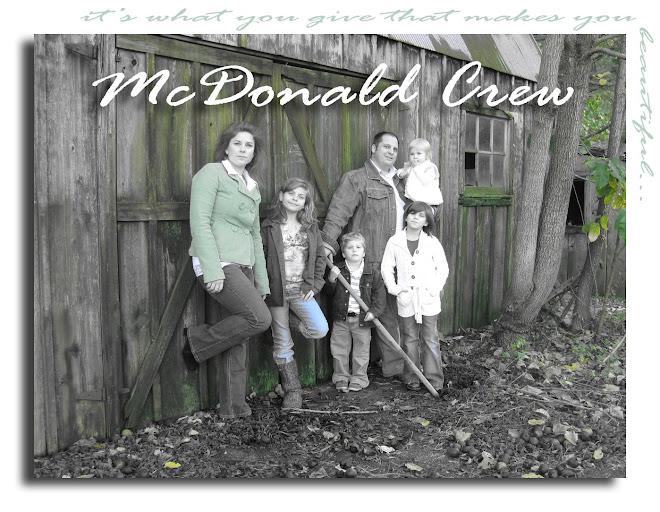 McDonald Crew