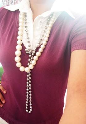 tutorial dress up 101 tie necklace