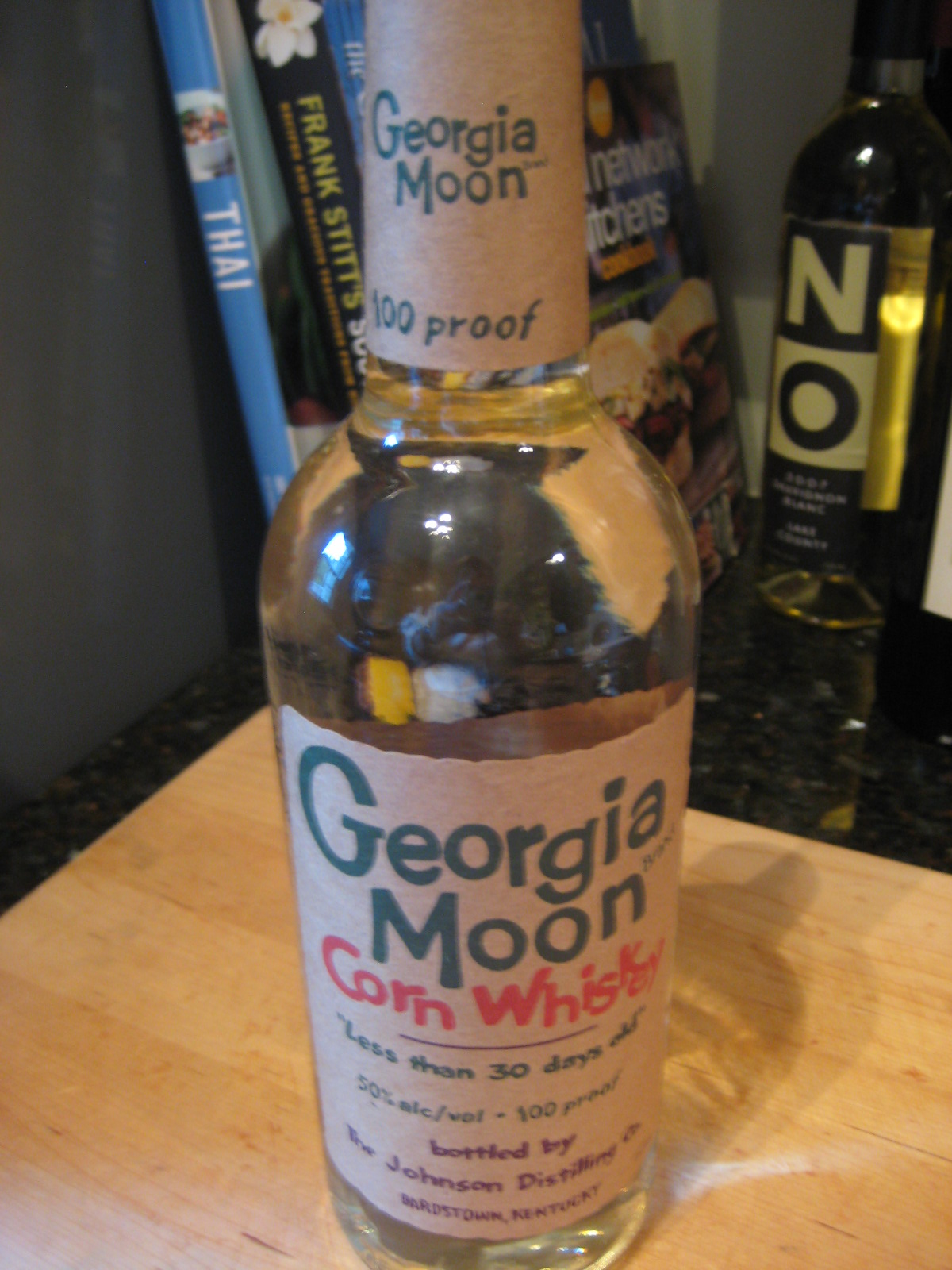 Peach moonshine recipe fresh peaches weren t really