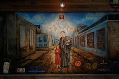 Mural at San Pio, Reynosa, MX