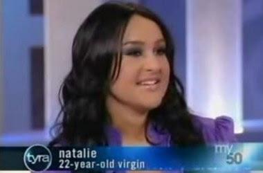 Natalie dylan lost her virginity