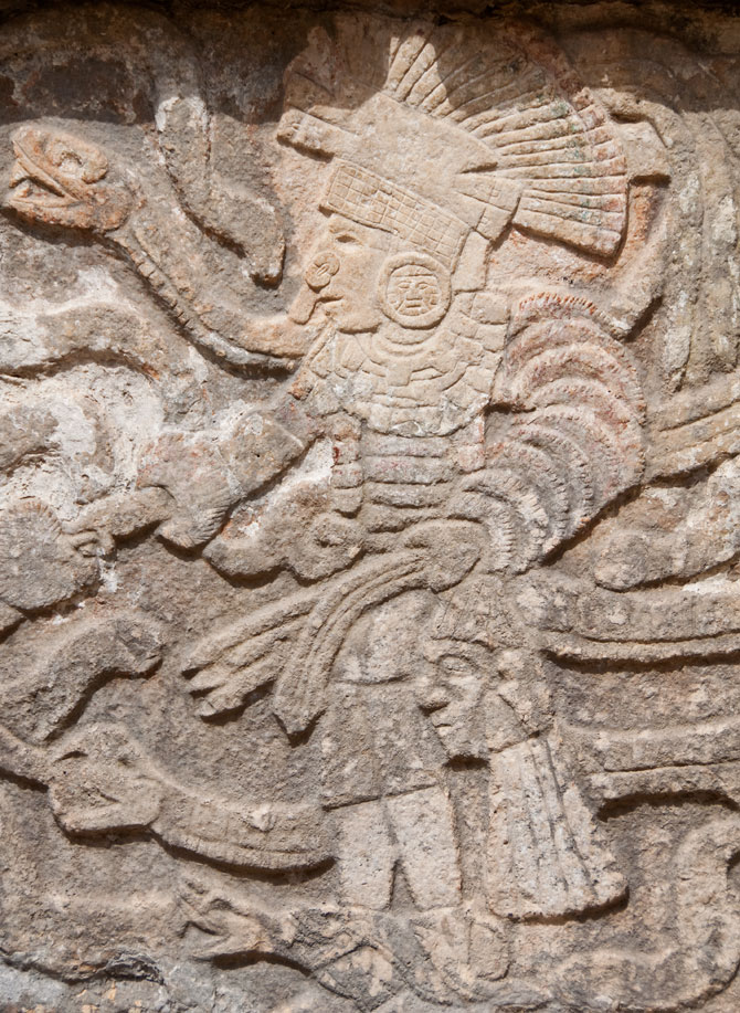 Mayan astronaut carving pics about space