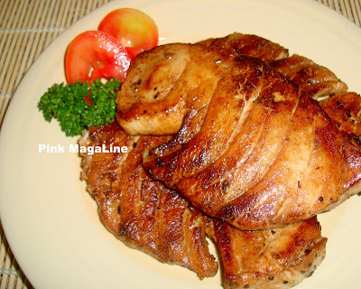 Pink magaline let 39 s eat fish and enjoy the healthy benefits for Marlin fish recipes