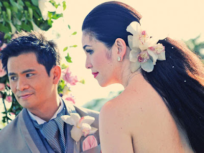 Pink Magaline Regine Velasquez And Ogie Alcasids Wedding