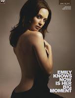 Emily Blunt GQ Photoshoot
