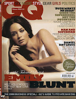 Emily Blunt GQ Photoshoot