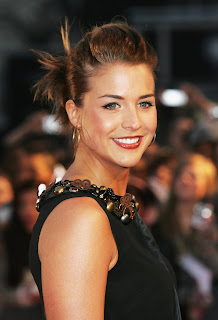 Gemma Atkinson in a Little Black Dress