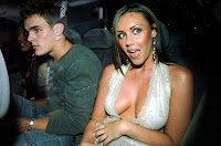 Michelle Heaton Braless