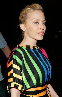 Kylie Minogue Candids