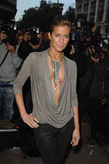 Kate Lawler Cleavage Shots