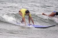 Jennifer Garner Surfing Candids